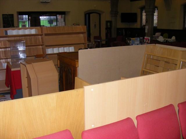 Empty Bookshop 1
