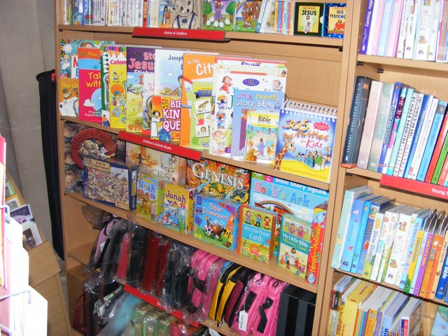 Childrens Activity Section