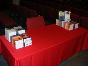 Author Table